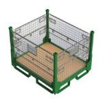 Container metalic 00123