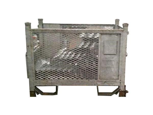 Container metalic H6M