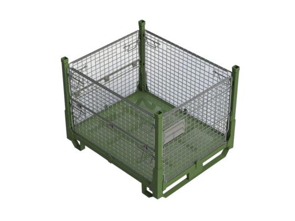 Container metalic SLI---0760