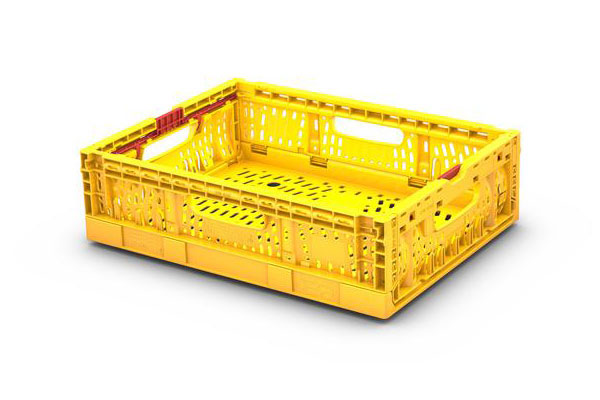Lădițe/cutii Agri Pliabile Premium LM FAB 43114