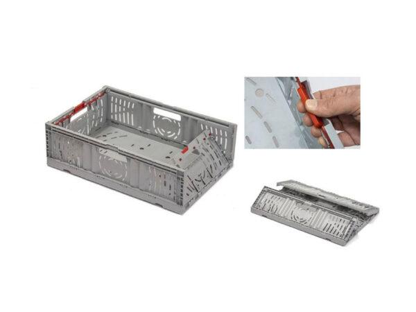 Premium Foldable Agri Boxes/crates LM FAB 43174