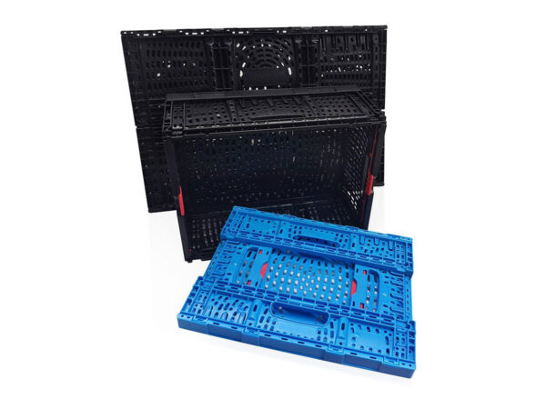 Premium Foldable Agri Boxes/crates LM FAB 64118C