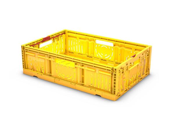 Premium Foldable Agri Boxes/crates LM FAB 64173