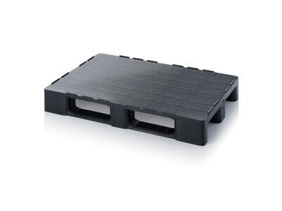 ESD plastic closed deck pallets