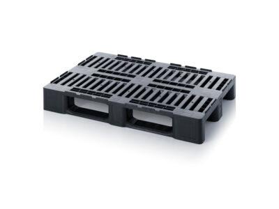 ESD plastic open deck pallets
