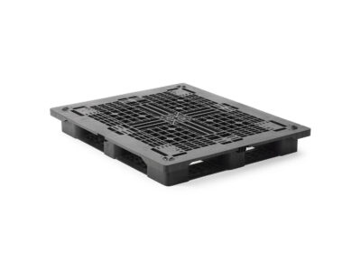 Heavy-duty pallets with perforated surface