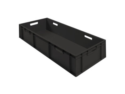 Plastic ESD boxes with atypical dimensions