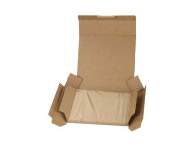 Single retention packaging