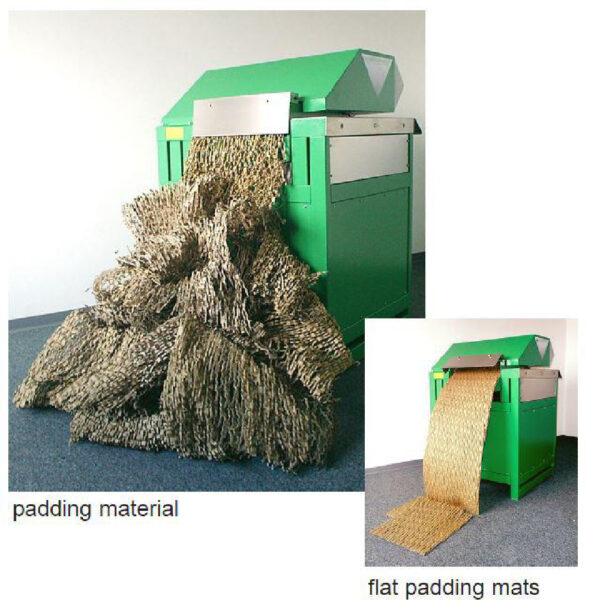 Padding mat machine LMKCP PM03
