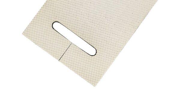 Protection for belt webbing