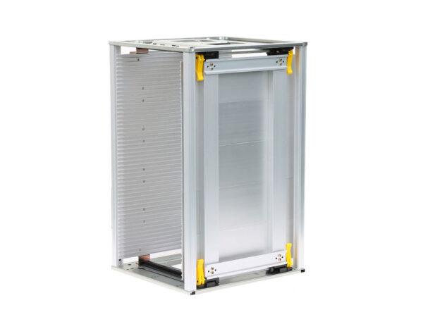 Sistem de compartimentare pentru plăcuţe electronice LEK-803L