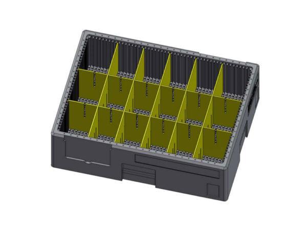 TransportBOX 797 x 598 x 240 mm