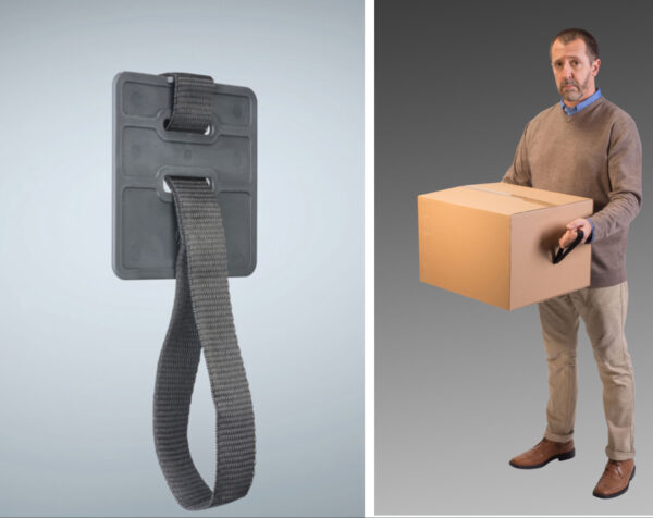Side Held Carry Handles for boxes A5717