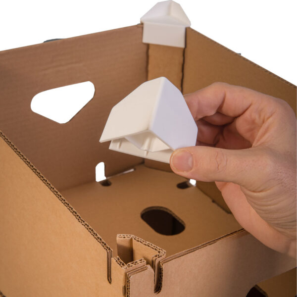 The box corner security system A5711