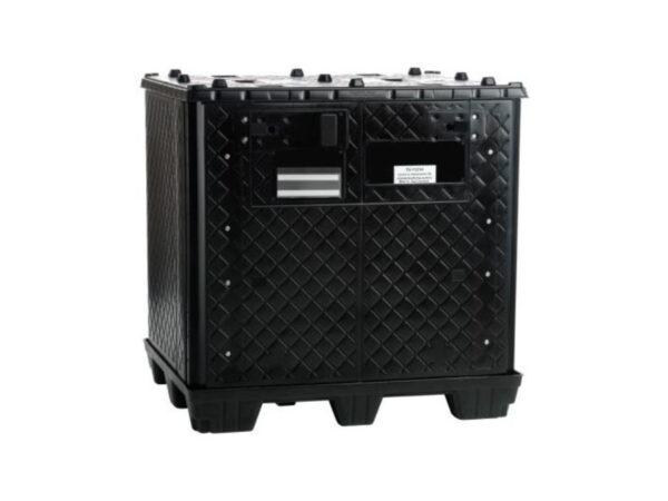 Container pliabil mare tip flatpac cu capac FLCL1210-5706
