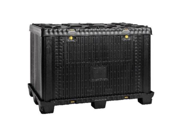Container pliabil mare tip flatpac cu capac FLCL1711-5732