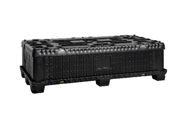 Container pliabil mare tip flatpac cu capac FLCL2211-5733