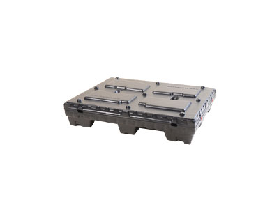 Foldable large container FLCL1210-4501