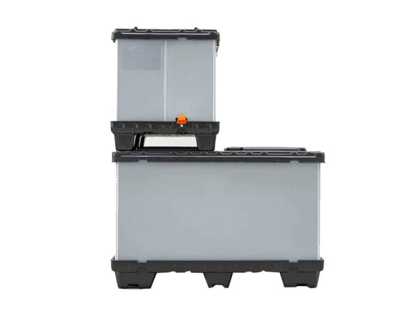 Foldable large container FLCL1612-4504