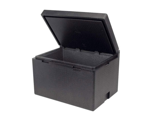 Boxes with EPP compartments