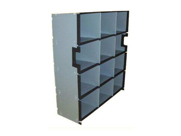 Cellular PP rack