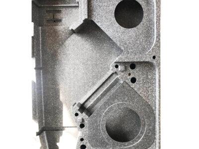 Componente tehnice din EPP - carcasa sistem de ventilatie