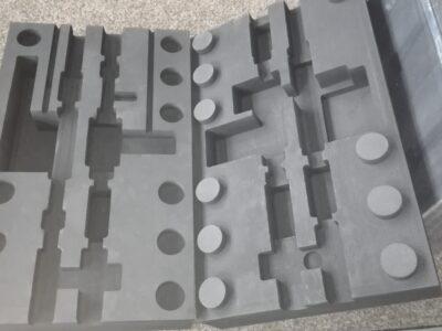 Componente tehnice din EPP - cutie izolatie