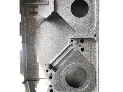 EPP technical components – ventilation system housing