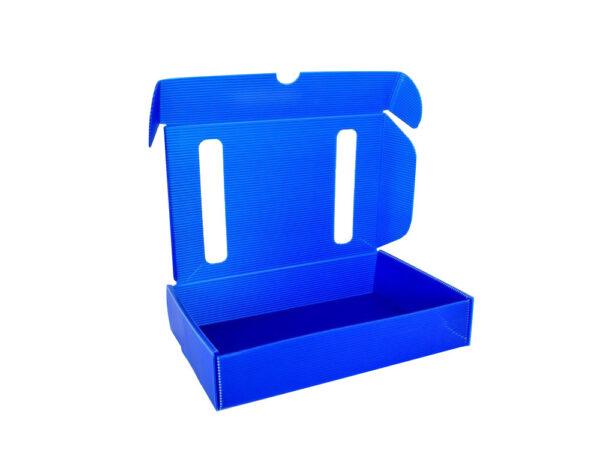 FEFCO corrugated plastic box