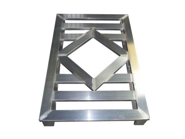 Paleți din aluminiu
