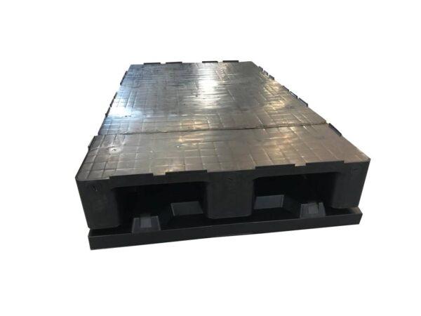Paleţi injectaţi cut&weld pentru dimensiuni atipice