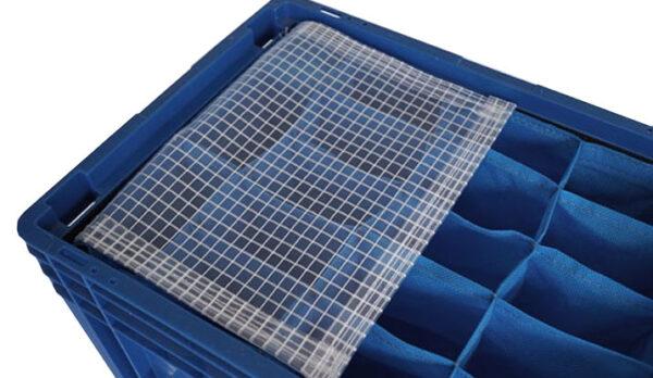 Separatoare textile pentru cutii