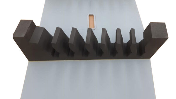 XLPE foam packaging and interior dunnage inserts BWLH8844