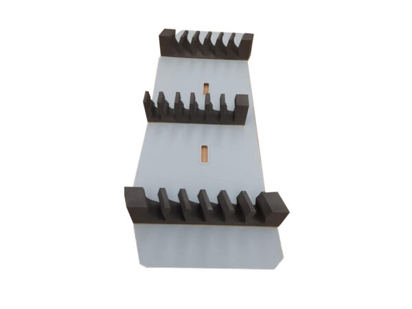 XLPE foam packaging and interior dunnage inserts GRZR3493