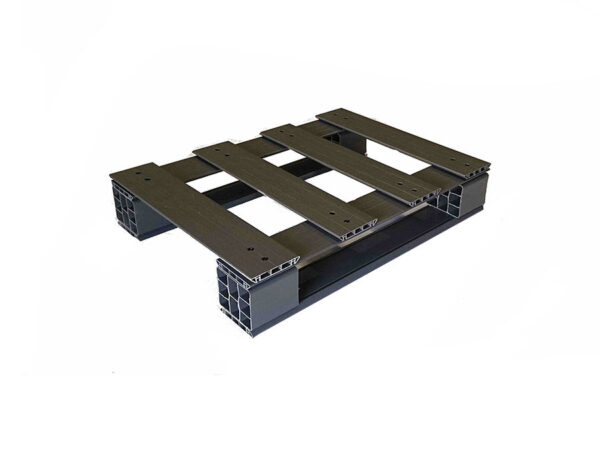 Pallets from extruded PVC profiles 600x400 mm