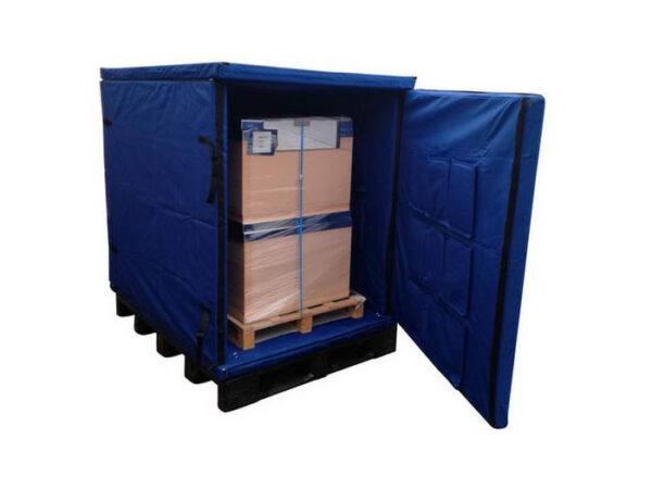 Containere izoterme cu pereţi pliabili