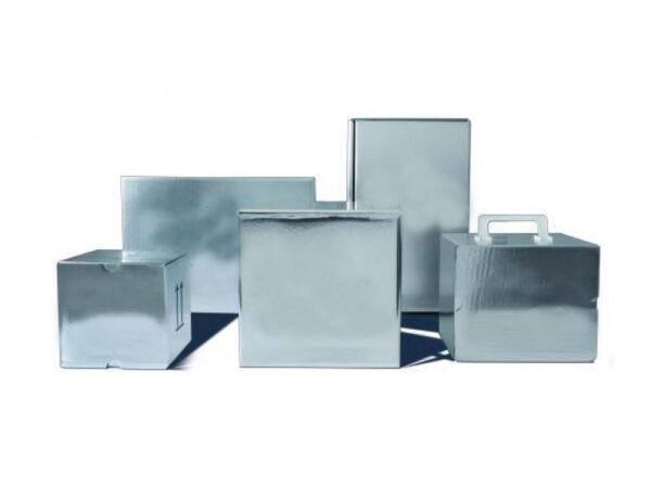 Cutii pliabile din spumă termoizolantă, cu capac