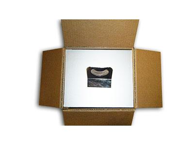 Cutii termoizolante din spumă flexibilă, cu capac